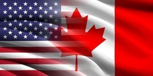 Usa And Canada.