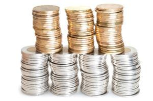 Stacks Of Coins - Cash Flow